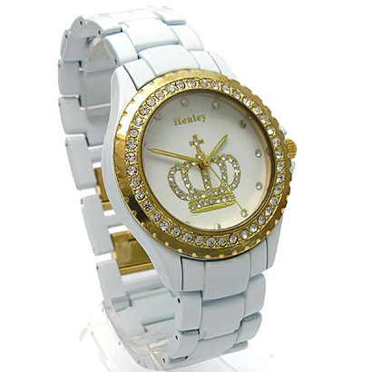 Dámske hodinky Henley sú dodávané v luxusnej krabičke. Ide o ...