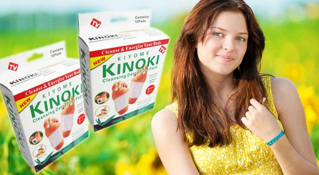 Fotka zľavy: Detoxikačné náplaste KINOKI teraz len za 1,99€. Tradičná japonská metóda detoxikácie a očisty organizmu. Bezpečná cesta do očistnej kúry pre vaše telo.