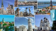 Zľava 40%: 6-dňový poznávací zájazd pobaltskými krajinami za 229€. V cene doprava luxusným autobusom, ubytovanie s raňajkami a prehliadka miest Vilnius, Tallinn, Helsinky a Riga so sprievodcom.