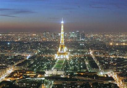Paríž Silvester