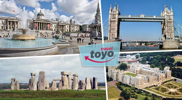 Fotka zľavy: 5-dňový poznávací zájazd do kozmopolitného Londýna, jedného z najdôležitejších miest na svete, vrátane návštevy unikátov ako kráľovský Windsor, praveký Stonehenge a univerzitný Oxford len za 229€.