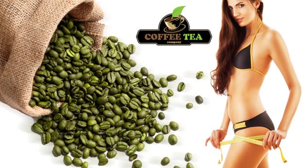 Fotka zľavy: Mletá zelená káva - 500 g balenie už za 9,90€ od COFFEE TEA COMPANY. Začnite deň nápojom, s ktorým schudnete zdravo a bez jo-jo efektu.