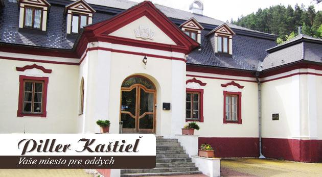 Fotka zľavy: Históriou dýchajúce prostredie Spiša pre dvoch na 3 dni v Penzióne Piller Kaštieľ v Krompachoch len za 69€. Polpenzia, vstup do wellness a množstvo tipov na výlety!