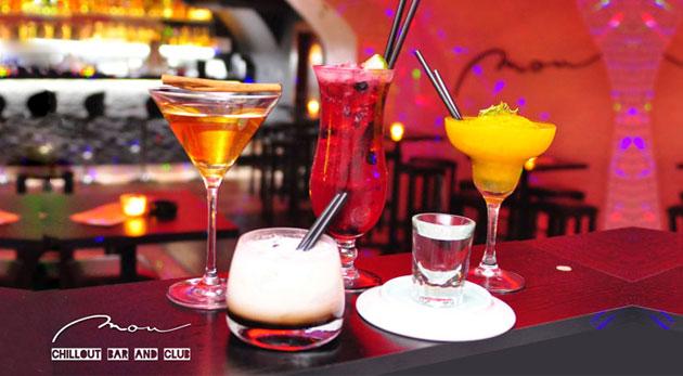 Fotka zľavy: Osviežujúca Cuba libre, Mojito, Pina colada, MOU code či Martini v centre Bratislavy v clube Mou len za 2,50€. Skvelé osvieženie počas horúcich letných dní!