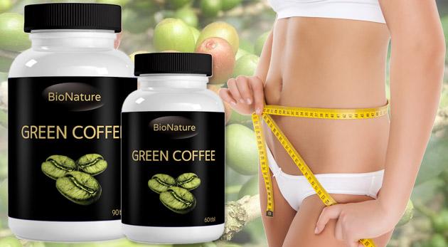 Fotka zľavy: Zničte svoj tuk s extraktom zo zelenej kávy – svetová novinka v chudnutí! Green Coffee 60 alebo 90 tabliet už od 11,90€. Účinná kombinácia extraktov zo zelenej kávy, zeleného čaju a vitamínu C!