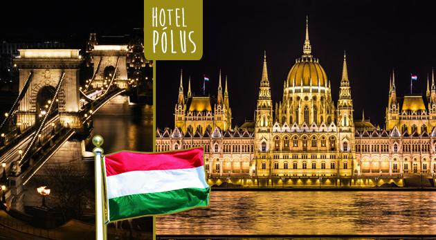 Fotka zľavy: Pobyt pre 2 osoby až na 4 dni v Hoteli Pólus*** v Budapešti už od 69€ s raňajkami, welcome drinkom, bazénom a fitness. Vychutnajte si pravú maďarskú atmosféru. Dieťa do 10 rokov zadarmo!
