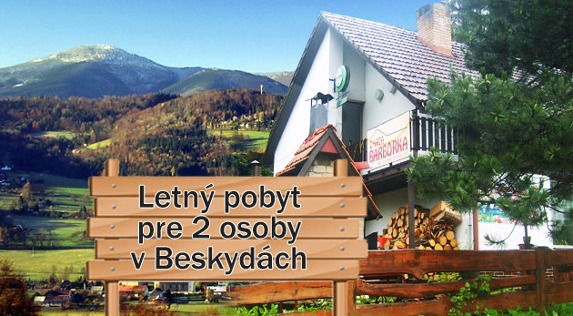 Fotka zľavy: Prázdninový pobyt na severe Moravy už od 78€ s platnosťou až do 30.9.2014! Prežite 4 alebo 6 dní v Penzióne Chata Barborka s polpenziou v horskom prostredí s možnosťou ubytovania sa aj so psíkom.