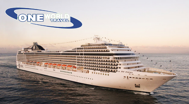 Fascinujúca 10-dňová plavba luxusnou loďou MSC Poesia po Stredozemnom mori s návštevou miest Janov, Casablanca, Barcelona či Marseille už od 399€. Spoznajte historickú Európu netradične!