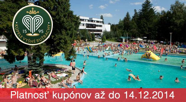Fotka zľavy: Letný wellness oddych len za 98€ pre dvoch v Hoteli Travertín Easy vo Vyšných Ružbachoch s polpenziou, pitnými kúrami, vstupmi do Vitálneho sveta a bazénov.