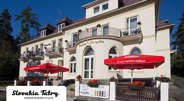 Fotka zľavy: Príjemné ubytovanie v Tatrách na 4 dni za 36€ v blízkosti Studenovodských vodopádov a Tatranskej Lomnice. Vychutnajte si utešené prostredie, rodinnú atmosféru a čaro Vysokých Tatier!