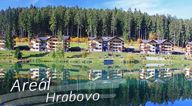 Fotka zľavy: Dovolenka v štýlových apartmánoch pre štyroch v Hrabove už od 69 €. Prežite horúce leto v osviežujúcom prostredí Liptova, v blízkosti Malinô Brda, známych aquacentier i kultúrnych pamiatok.