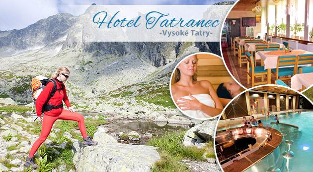 Fotka zľavy: Trojdňový pobyt pre 1 osobu v Hoteli Tatranec v Tatranskej Lomnici s polpenziou a rôznymi zľavami len za 39€. Vychutnajte si krásnu jesennú alebo zimnú prírodu vo Vysokých Tatrách.