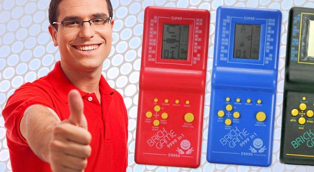 Fotka zľavy: Skvelý špás ako kedysi s hrou Tetris len za 2,99€. Podľahnite znovu tejto zábave, ktorá opäť valcuje!