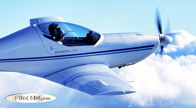 Fotka zľavy: Zážitkový let s možnosťou pilotovania už od 90€. Vyskúšajte si let nad oblakmi rýchlosťou až 250km/h! Až 120 minút vo vzduchu v luxusnom športovom lietadle!