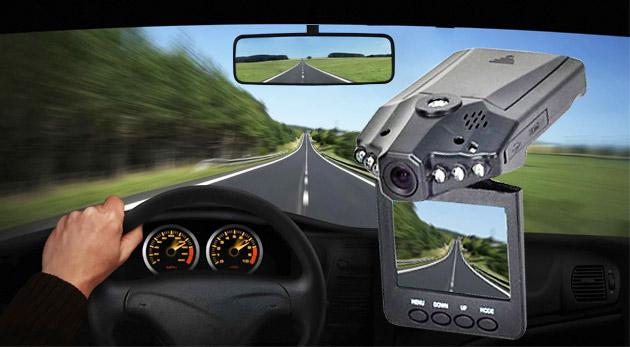 Fotka zľavy: Čierna skrinka jazdy - HD kamera s príslušenstvom s nočným videním, detekciou pohybu a 2,5 LCD displejom len za 28,90€ vrátane poštovného a balného. Už žiadna patová situácia počas jazdy!