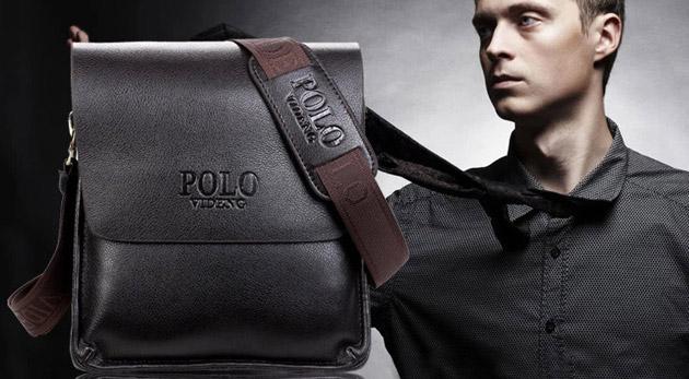 Fotka zľavy: Vyrazte si s taškou POLO vignet! Veľmi praktická a štýlová taška už od 25,90€ vrátane poštovného a balného bude vaším spoľahlivým partnerom.