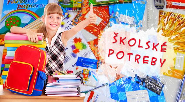 Fotka zľavy: Balíček školských potrieb pre 1. až 9. ročník základnej školy teraz už od 25,90€. Pripravte sa na začiatok školského roka bez stresu!