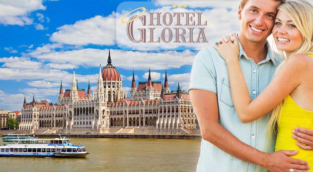 Fotka zľavy: Pobyt na 4 dni v rodinnom Hoteli Gloria Budapest City Center*** za 169€ pre 2 osoby vrátane raňajok, uvítacej večere s welcome drinkom, vstupu do botanickej záhrady a adventure parku.