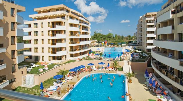 Fotka zľavy: Dovolenka v Bulharsku v letovisku Carevo za 35€ na noc pre 3 osoby. Vyskladajte si dĺžku dovolenky podľa svojich predstáv a do sýtosti si vychutnajte pobyt pri Čiernom mori!