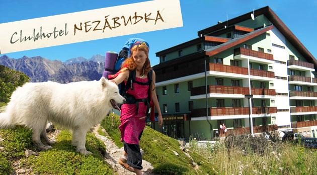 Fotka zľavy: Tatranský All Inclusiv pobyt alebo pobyt s polpenziou v Tatranskej Štrbe už od 55€. K tomu neobmedzený wellness a množstvo ďalších bonusov. Platnosť až do 31.3.2015!
