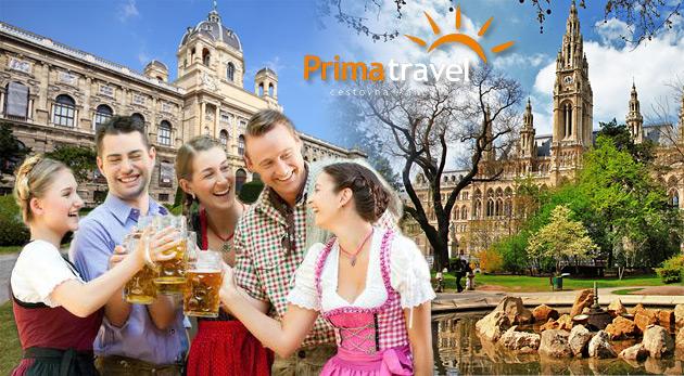 Fotka zľavy: Nevšedný deň nabitý históriou, ale aj ochutnávkami piva a delikátnych jedál počas 1-dňového zájazdu do Viedne na festival piva len za 16,90€. Príjemné spojenie histórie a dobrého piva.