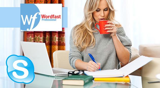 Fotka zľavy: Prekladatelia pozor! Na kurze WordfastPro za 99€ sa od certifikovaného lektora naučíte ako si uľahčiť prácu! Školenia prebiehajú cez Skype a po dohode aj osobne.