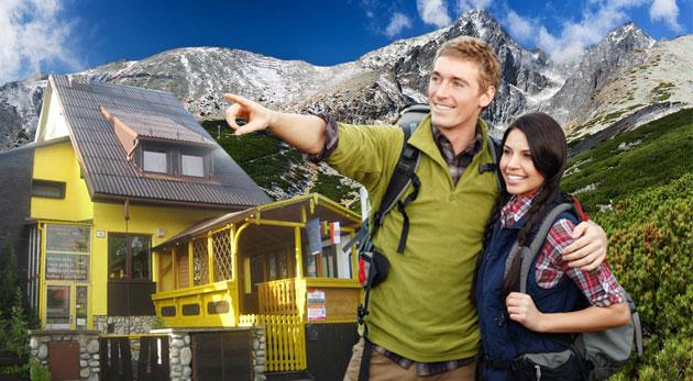 Fotka zľavy: Prežite kúsok babieho leta v Tatrách v Penzióne Skitour v Starej Lesnej len za 69€ pre 1 osobu. Výborná lokalita pre rodinné výlety, večera v Zbojníckej Kolibe a celodenný vstup do Aquacity Poprad.