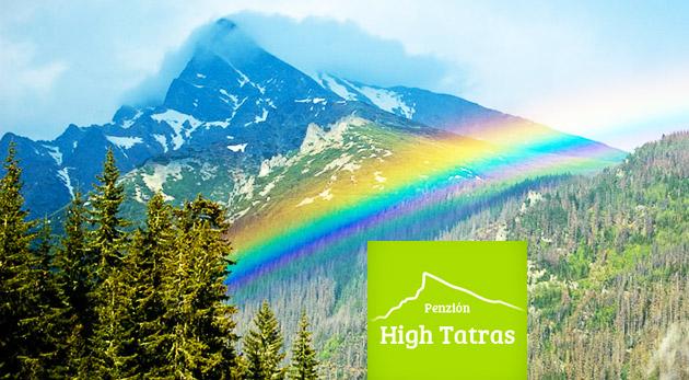 Fotka zľavy: Vysoké Tatry ako na dlani! Ubytovanie s raňajkami pre 2 osoby len za 65€ v obľúbenom Penzióne High Tatras. Užite si víkend v malebnom prostredí Vysokých Tatier!