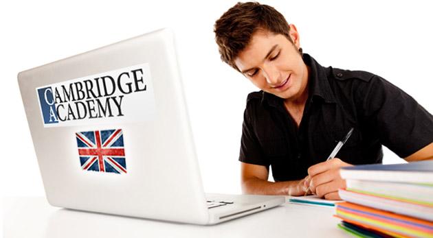 Online kurz angličtiny v Cambridge Academy už od 19,90€. Necestujte, šetrite čas a študujte doma. Výhoda - kurz vás pripraví na skúšky na medzinárodne uznávané certifikáty!