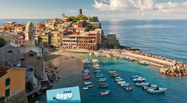 Fotka zľavy: Objavte historickú Florenciu a kochajte sa pohľadom na národný park Cinque Terre a očarujúce talianske dedinky ukryté v skalách počas 4-dňového zájazdu za 189€ pre 1 osobu.