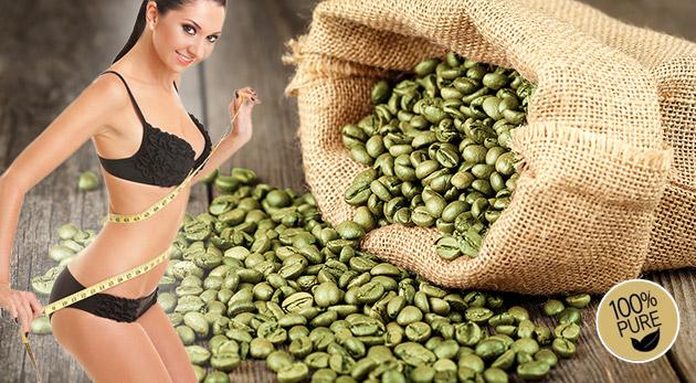 Fotka zľavy: Účinný výživový doplnok proti nadváhe - kvalitne spracovaná zrnková alebo mletá zelená káva len za 9,90€. Začnite deň nápojom, s ktorým schudnete zdravo a bez jojo efektu!