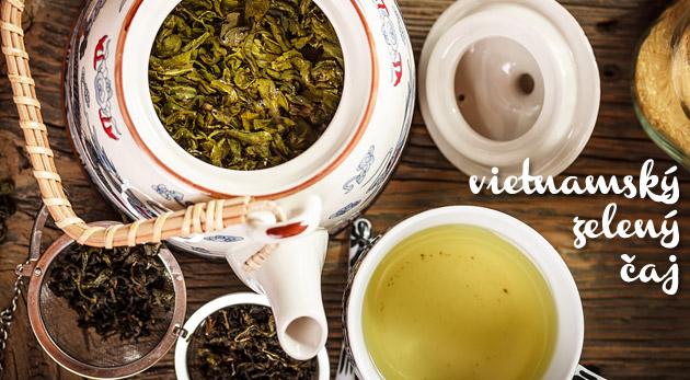 Fotka zľavy: Zelený čaj 200 g za 2,39€. Využite každý deň liečivé účinky zeleného čaju vo svoj prospech a získajte celkovú pohodu a lepšiu kondíciu.