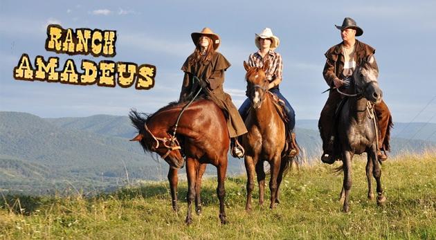 Fotka zľavy: Ranch Amadeus - aktívny pobyt v prekrásnej prírode Turca už od 34,90€. Pobyt s koňmi, výlet do danielej obory, turistika na Blatnický hrad a mnoho iného.