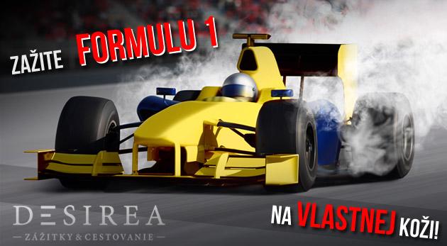 Fotka zľavy: Formula 1 na maďarskom okruhu Hungaroring len za 139€! Nebezpečná rýchlosť, špičkoví jazdci a pravá atmosféra pretekov, ktorú musíte zažiť! V cene doprava, vstupenka na preteky i poistenie.