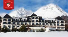 Zľava 51%: Vychutnajte si lukratívny Hotel Hubert**** v nádherných Vysokých Tatrách na 3 alebo 4 dni už od 156 € pre dvoch. K tomu polpenzia, voľný vstup do wellness a množstvo ďalších bonusov!