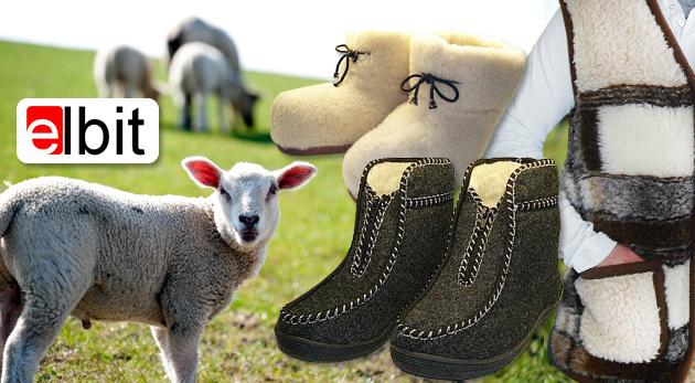 Zľava  Objavte skvelé vlastnosti pravej ovčej