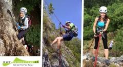 Zľava 40%: Ponuka pre všetkých milovníkov hôr - lezecký kurz na Via ferratách v prírodnom parku Hohe Wande v Rakúsku len za 59 €. V cene doprava, zapožičanie výstroja i poistenie. Len 1,5 hodiny od Bratislavy!