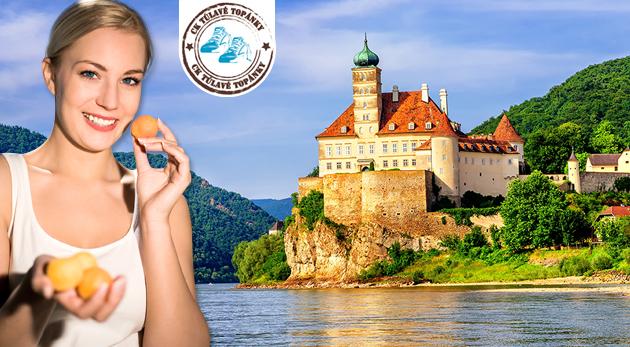 Fotka zľavy: Pochutnajte si na typických dobrotách počas Marhuľových slávností v rakúskom údolí Wachau! Navštívte s CK Túlavé topánky Spitz na Dunaji len za 21€ vrátane dopravy a služieb sprievodcu.