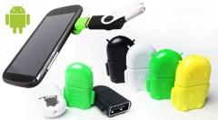 Zľava 40%: Uľahčite si život so šikovným USB OTG adaptérom na systém Android len za 2,40 €. Pripojte si k vášmu tabletu či smartphonu klávesnicu, myš či USB kľúč! Na výber v 4 farbách.