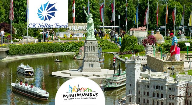 Fotka zľavy: Zaujímavosti sveta na jednom mieste v malom - Minimundus a históriou popísaný Graz už od 39,90€. Obdivujte miniatúry svetových stavieb či krásy rakúskeho Grazu počas zájazdu s CK NoRim Travel