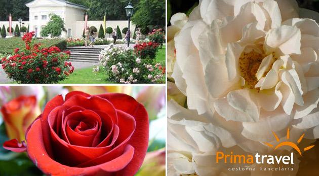 Fotka zľavy: Vydajte sa po stopách záhady zámku v Mayerlingu a po vôni 600 druhov ruží v rakúskom Baden bei Wien - jednodňový výlet len za 18,90€ od CK Prima Travel vrátane dopravy i služieb sprievodcu.