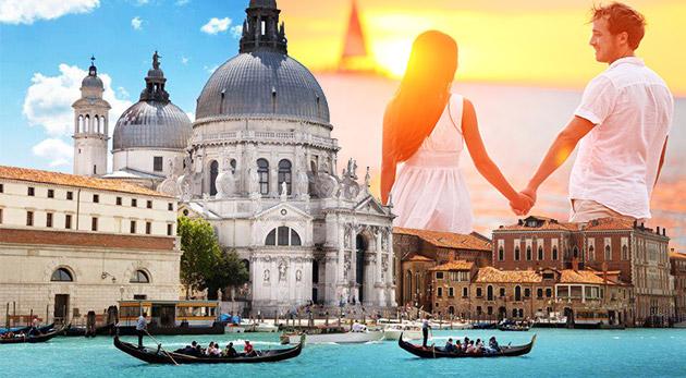 Fotka zľavy: Víkendový zájazd do Benátok a oddych pri mori v najznámejšom talianskom letovisku Lido di Jesolo už od 57€. V cene doprava luxusným autobusom a služby sprievodcu. V ponuke aj variant s ubytovaním!