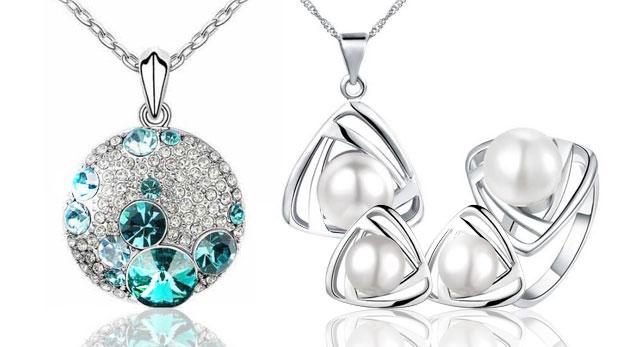Zľava  Elegantné a podmanivé šperky už