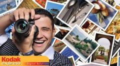 Zľava 52%: Nechajte si zhmotniť vaše krásne zážitky a spomienky - výroba 50 kvalitných fotografií už od 5,49 € v rozmeroch 9x13 cm alebo 10x15 cm od Kodak Express.