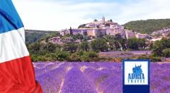 Zľava 24%: Spoznajte čarovné južné Francúzsko zahalené do omamnej vône levandule - 6-dňový zájazd do malebného Provensálska s návštevou Marseille, Carcassonne či Avignonu len za 259 € s ubytovaním a raňajkami.