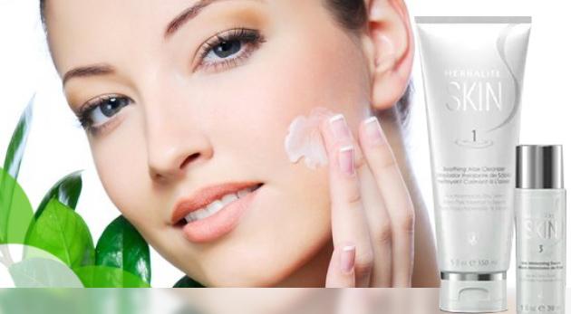 Zľava  Kozmetické ošetrenie pleti kozmetikou SKIN