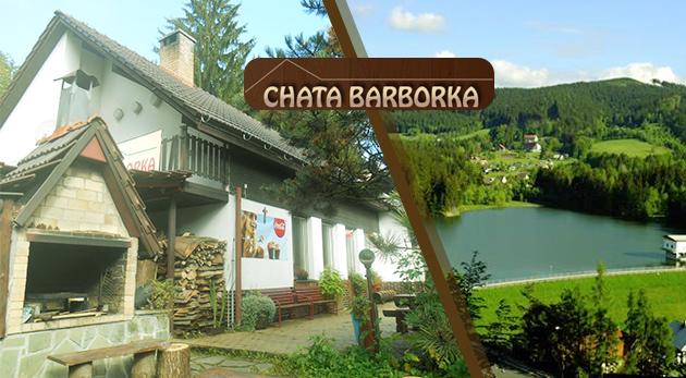 Fotka zľavy: Tá pravá rodinná dovolenka na Morave v Chate Barborka už od 44 € na 4 alebo 6 dní s polpenziou. Objavte krásy tohto kraja a využite bohaté možnosti na turistiku!