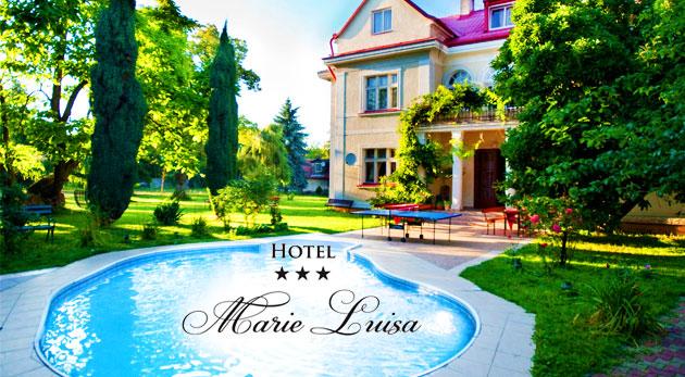 Fotka zľavy: Strávte pár dní v meste kupolí chrámov a veží kostolov - v nádhernej Prahe. Útulný Hotel Marie Luisa má pre dvojicu prichystaný pobyt s raňajkami či polpenziou a zľavami na relax už od 29 €!