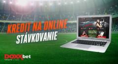 Zľava 30%: Kredit na online stávkovanie v hodnote 5 € za 3,50 € pre všetkých skalných fanúšikov športových zápasov. Vyskúšajte svoje šťastie v hre!