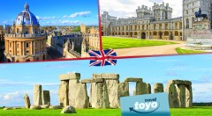 Zľava 35%: Anglicko strátka musíte zažiť! 5-dňový poznávací zájazd do kozmopolitného Londýna vrátane návštevy kráľovského Windsoru, pravekého Stonehenge a univerzitného Oxfordu len za 229 €.